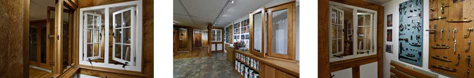 Browns Carpentry and Joinery Showroom