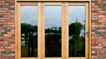 Wooden Bi-fold doors from Browns Joinery, Leominster