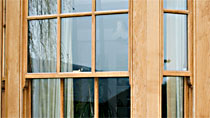 Wooden Windows from Browns Joinery Leominster