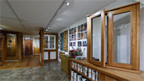 Showroom for Doors and Windows - Browns Joinery