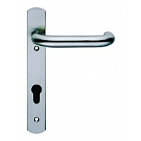 Stainless Steel Round Return Multipoint Handle