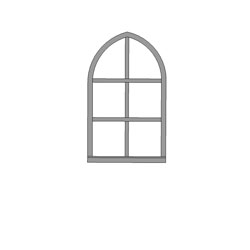 W3 Gothic Arch