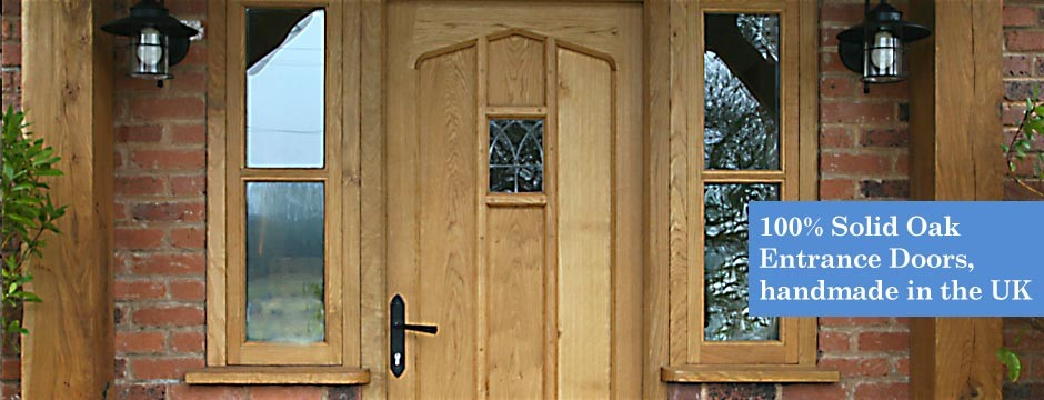 Browns Joinery Timber Doors