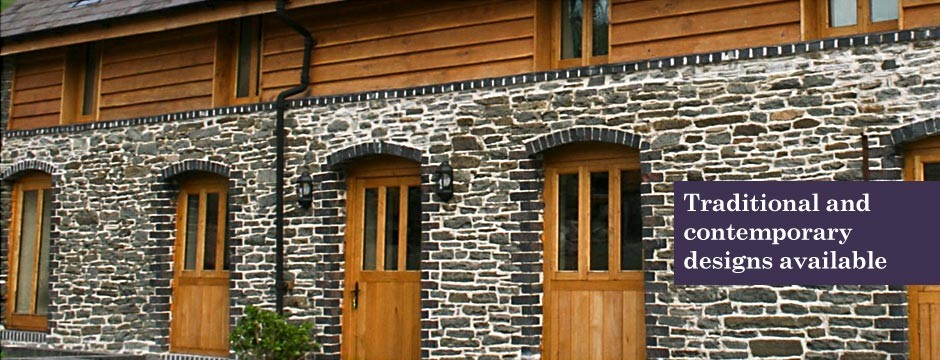 Browns Joinery Timber Doors and Windows