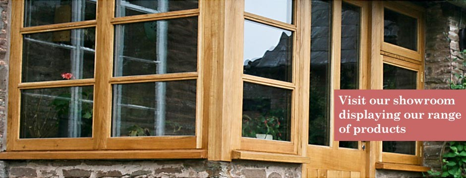 Browns Joinery Wooden Doors and Windows
