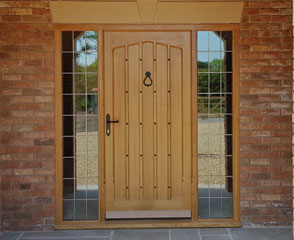 Exterior Hardwood Doors - Browns Joinery