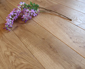 Oak Flooring - BrownsCarpentry and  Joinery